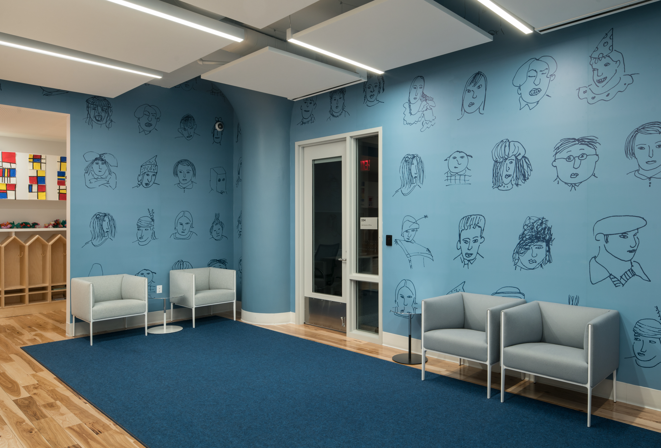 ADMISSIONS OFFICE   photo credit: Ernst Fischer