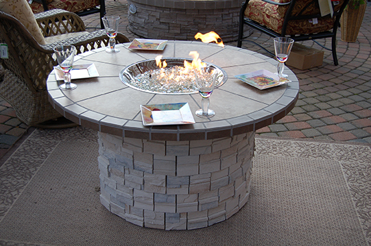 Gas Firepits