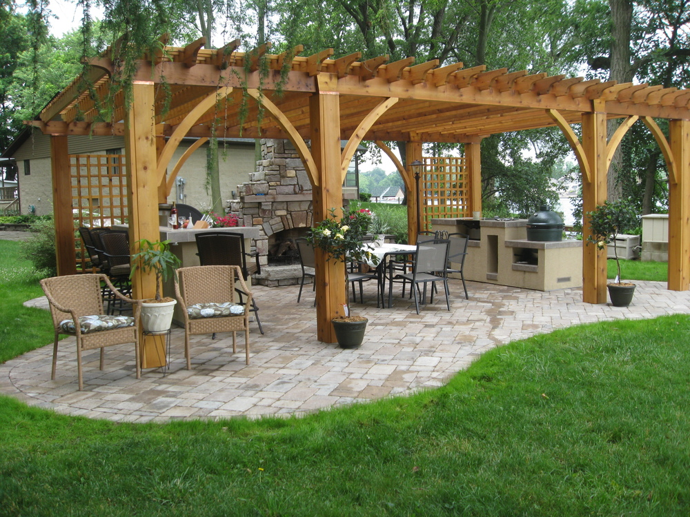 Design Services - Have a design idea for your outdoor living space?