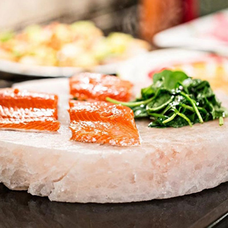 Salt Rox Round Salt Plate
