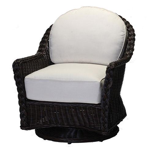 sedona swivel chair - Dimensions: W32 D35 H36.5