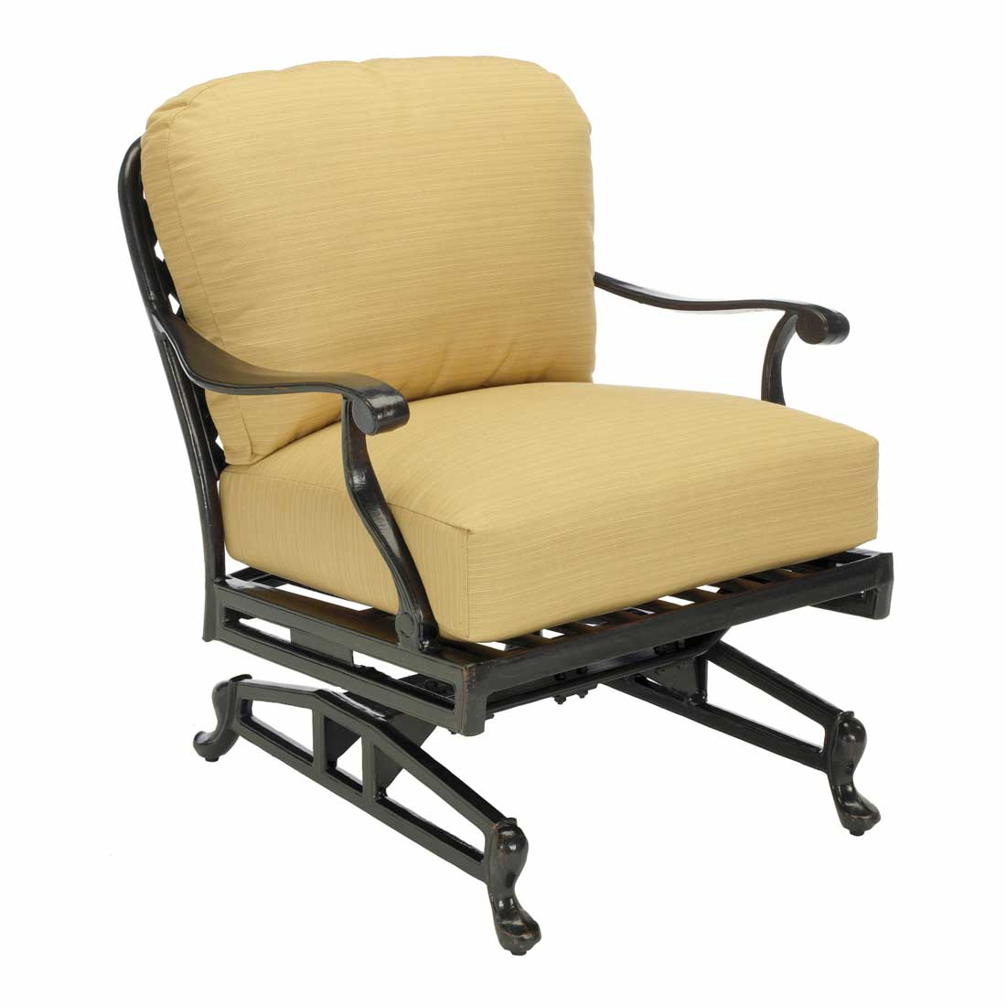 Provance Spring lounge Chair - Dimensions: W32 D32 H36