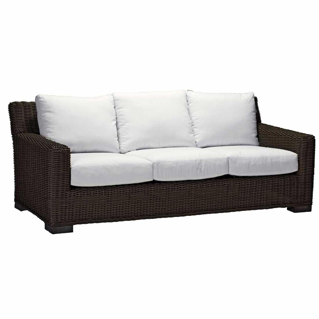 rustic Sofa - Dimensions: W81.25 D38 H30.75