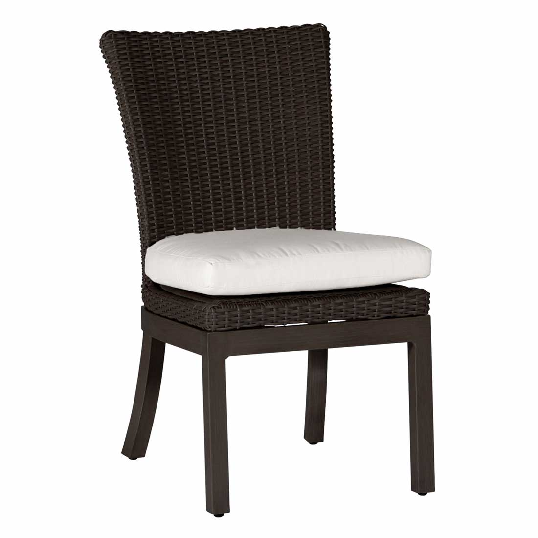 rustic side chair - Dimensions: W20 D25.25 H36.5