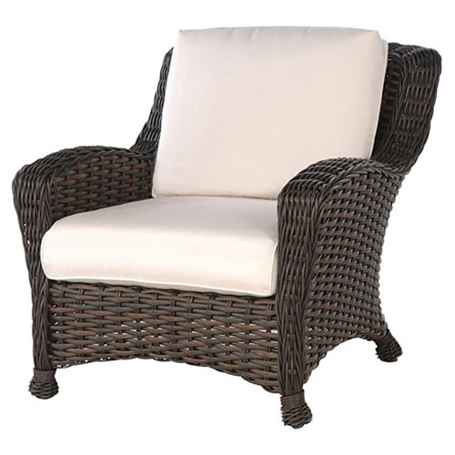 Dreux Club Chair - Dimensions: W31.5 D38 H34