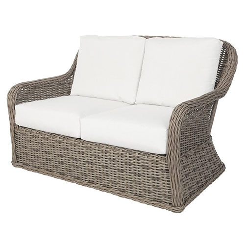 Bellevue Loveseat - Dimensions: W51 D36 H34