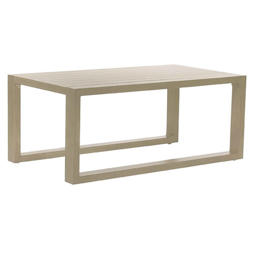 Portofino Nesting Coffee Table - Dimensions: W46 D26 H19