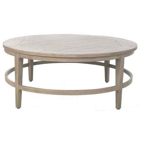 Portofino Chat Table - Dimensions: W49 D49 H17