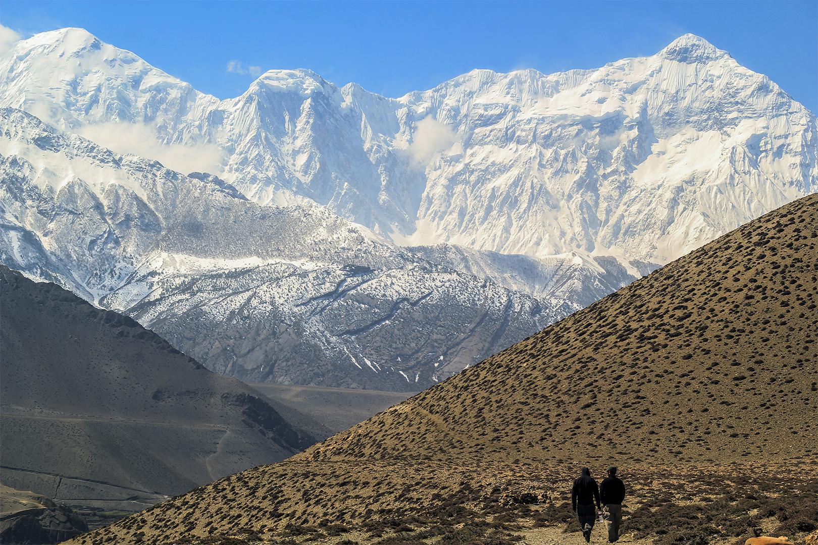 victor dani mustang thisworldexists nepal eric bennett
