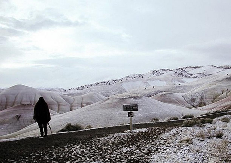 painted hills thisworldexists mitchell patawaran