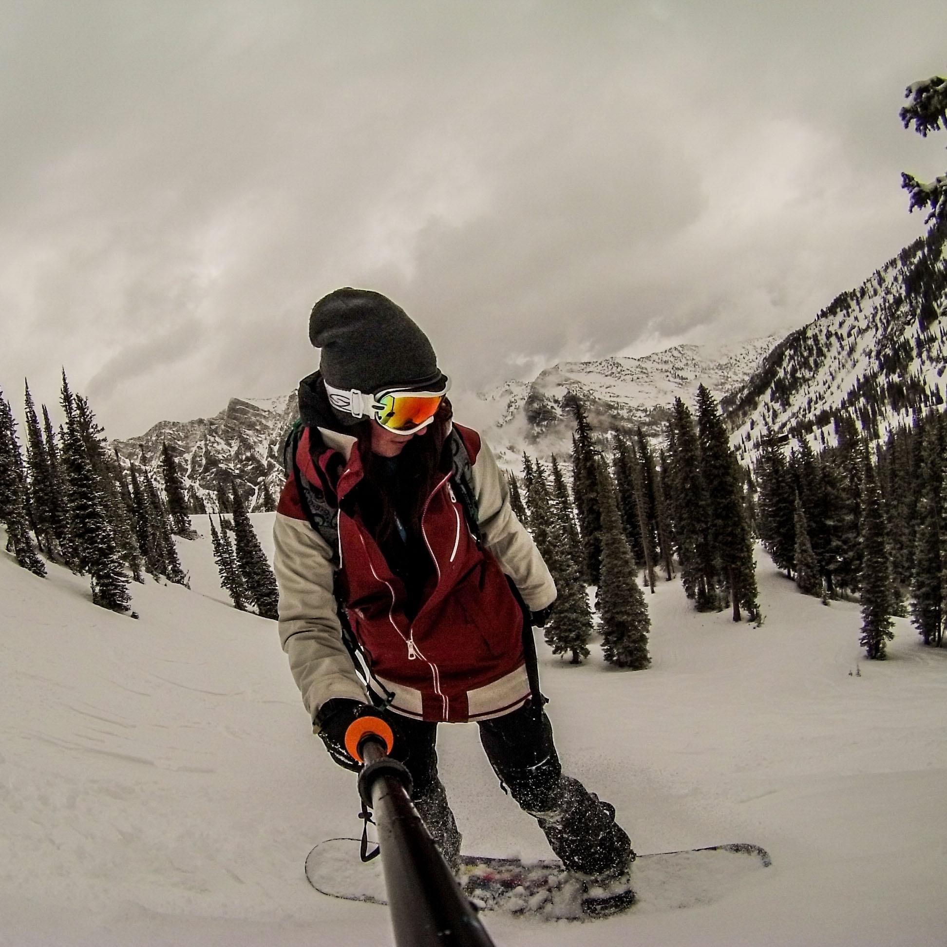 Snowboarding utah kasey crook thisworldexists