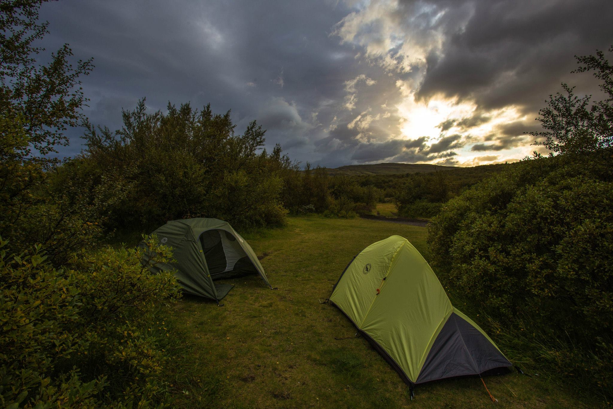 camping iceland dean chytraus thisworldexists this world exists