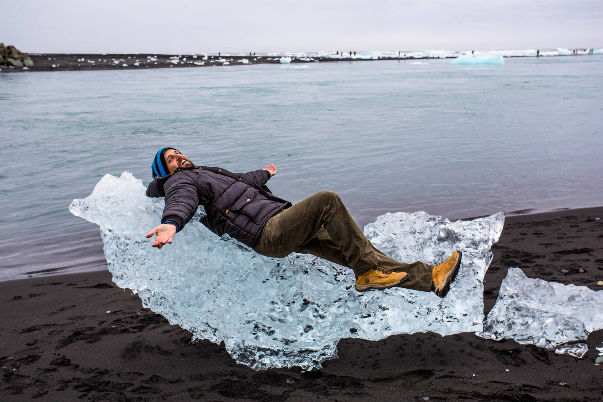 ice bed iceland dean chytraus thisworldexists this world exists