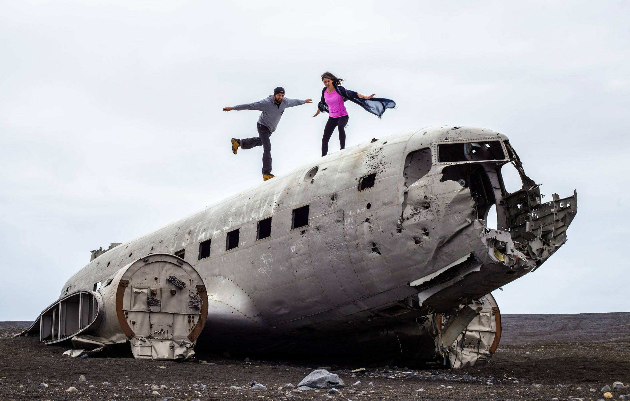 US Navy plane iceland thisworldexists dean chytraus this world exists