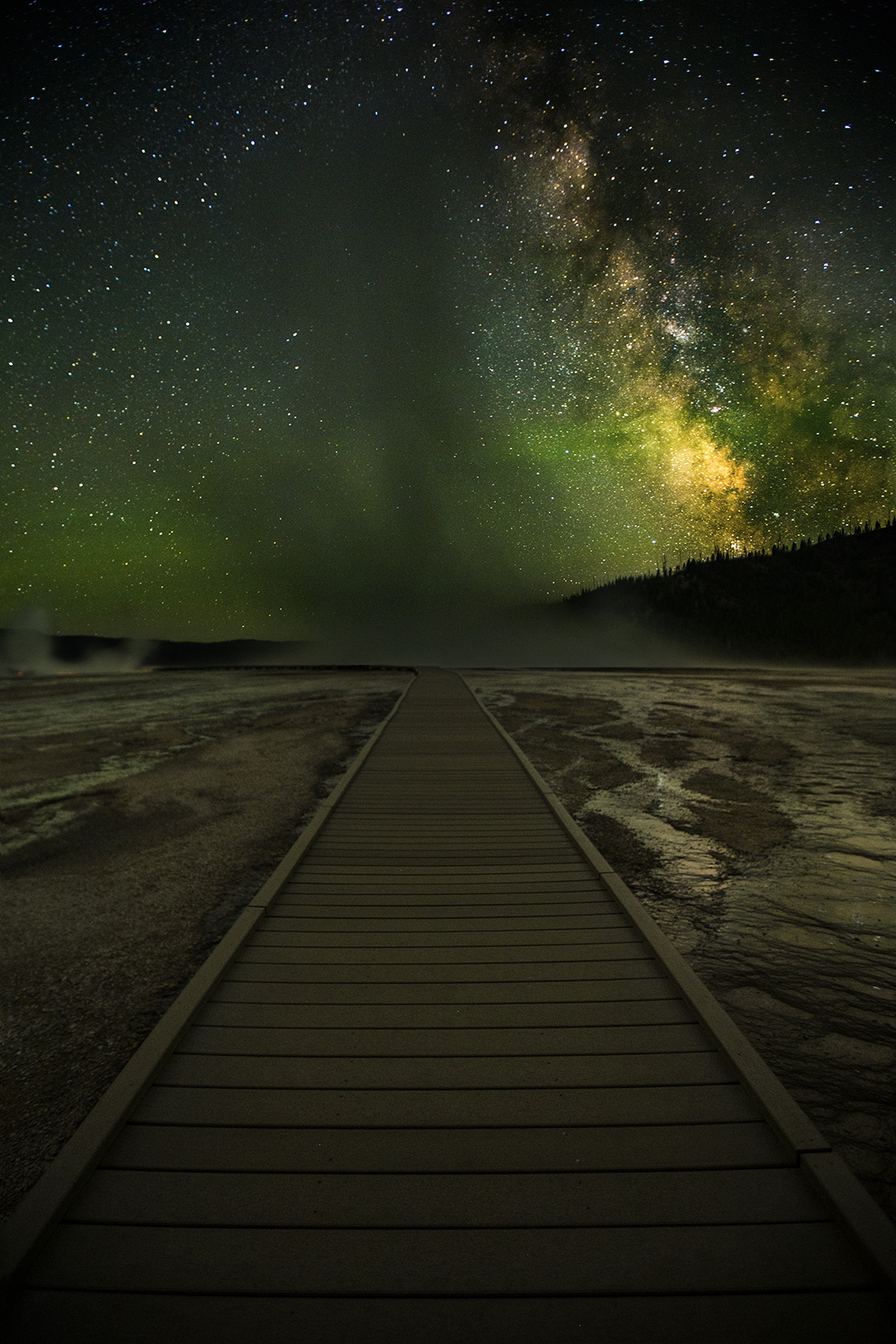 Prismatic northern lights star photography milky way thisworldexists this world exists things to do before you die