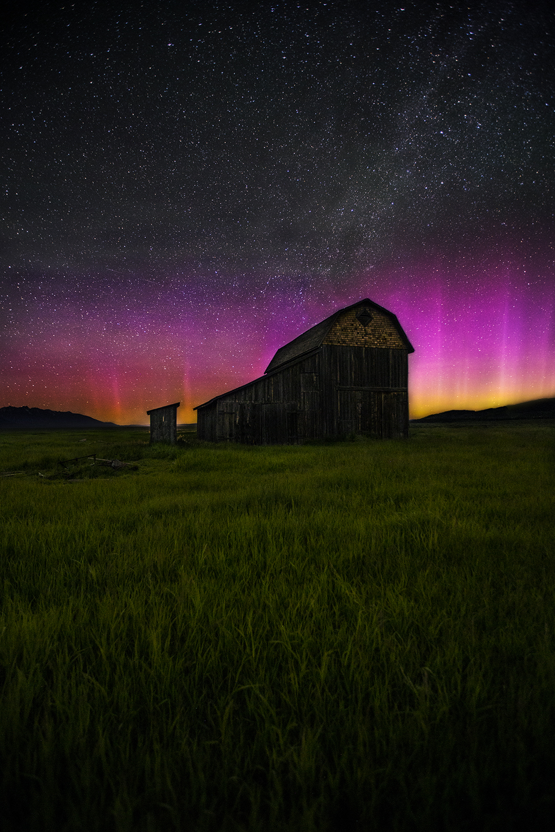Mormon northern lights eric bennett stars night photography thisworldexists this world exists things to do before you die