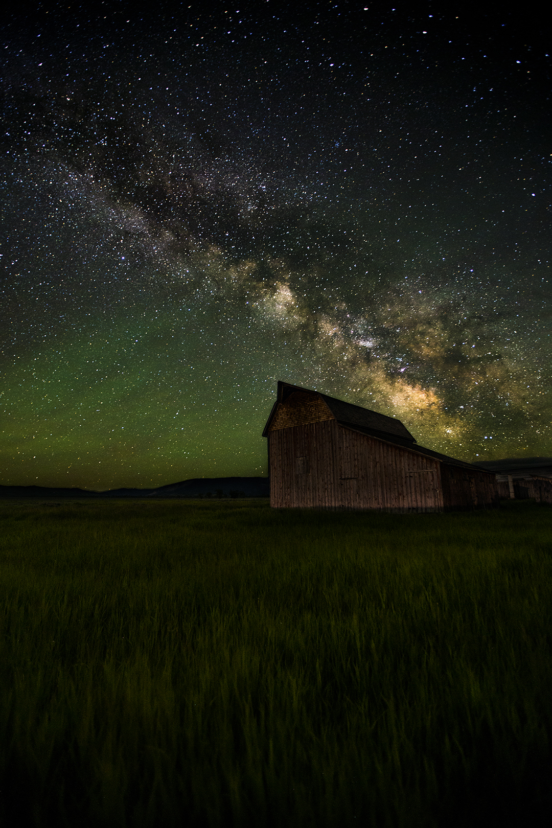 Mormon milky way thisworldexists this world exists eric bennett milky way northern lights