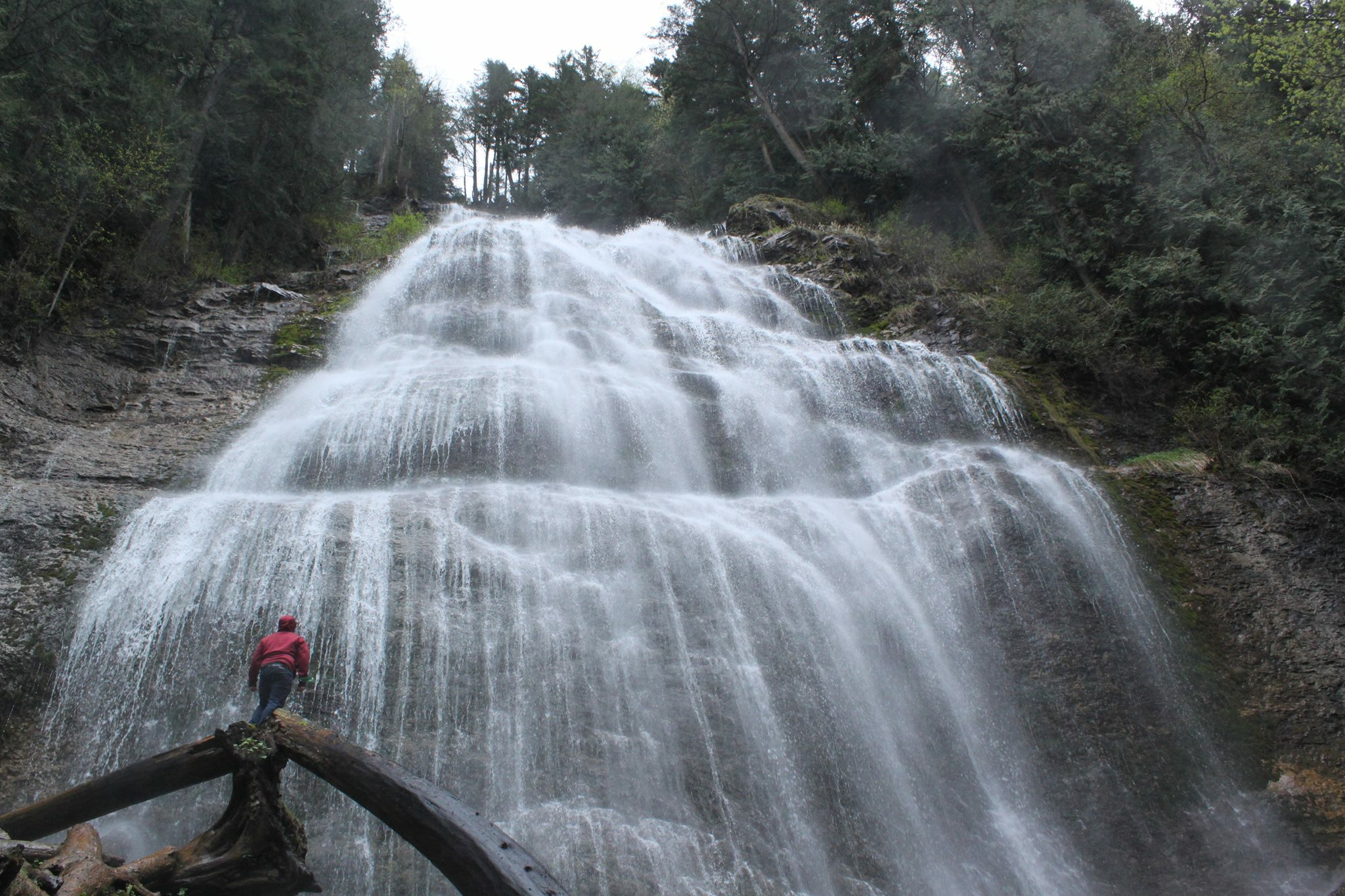 Bridal Falls, Chilliwack, BC, Canada
