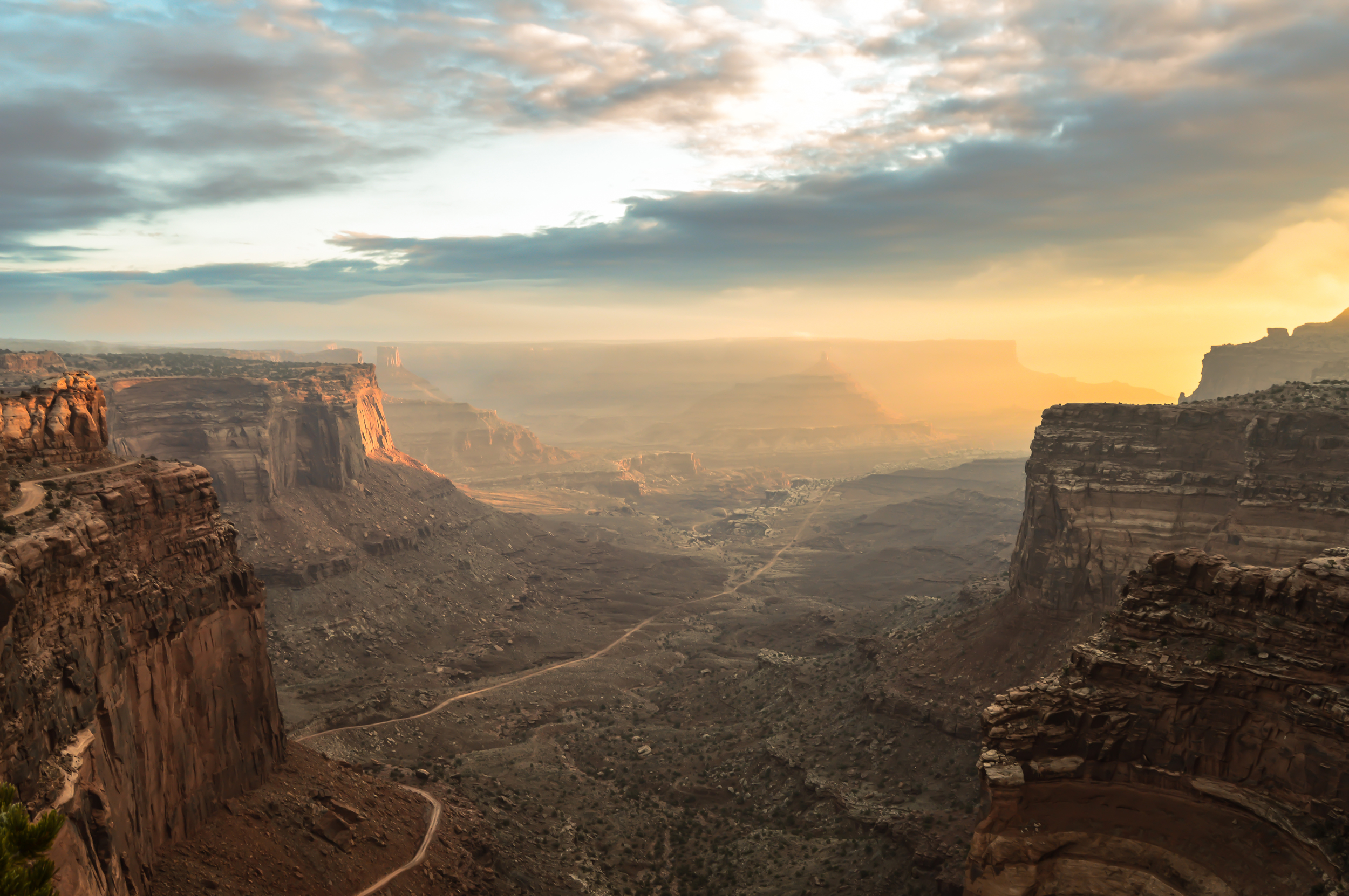Utah sunset canyonlands josh nelson thisworldexists this world exists