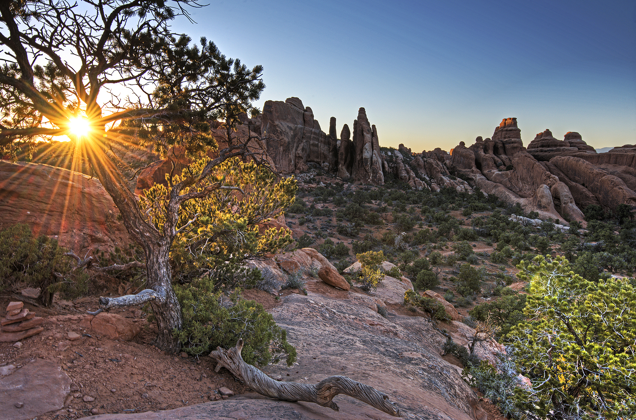 sunset devils garden utah arches national park thisworldexists this world exists kyle jenkins