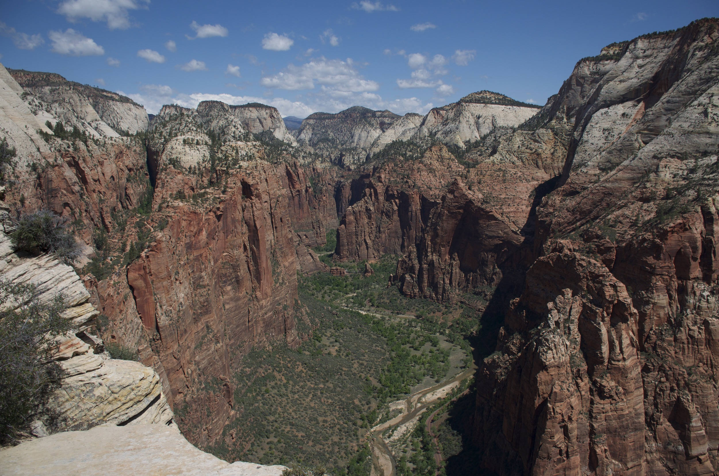 angels landing zion national park utah thisworldexists this world exists