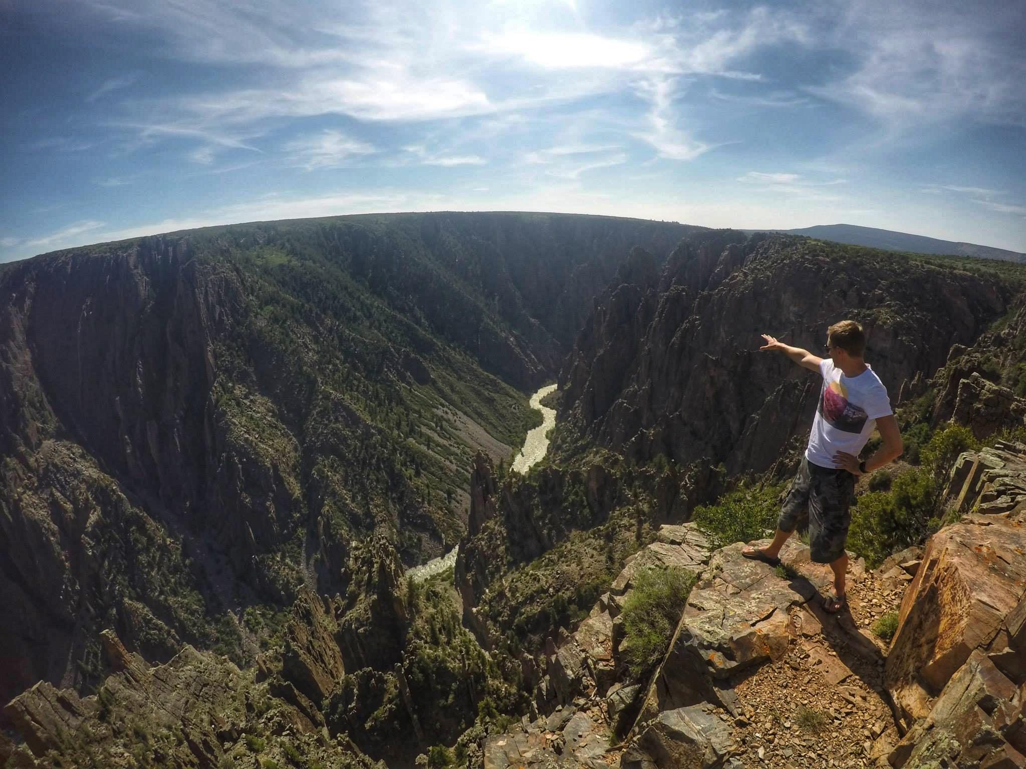 julia pelio black canyon colorado thisworldexists this world exists
