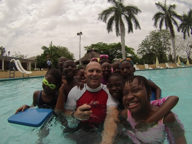 Joe Labuschagne run africa cairo cape town thisworldexists this world exists
