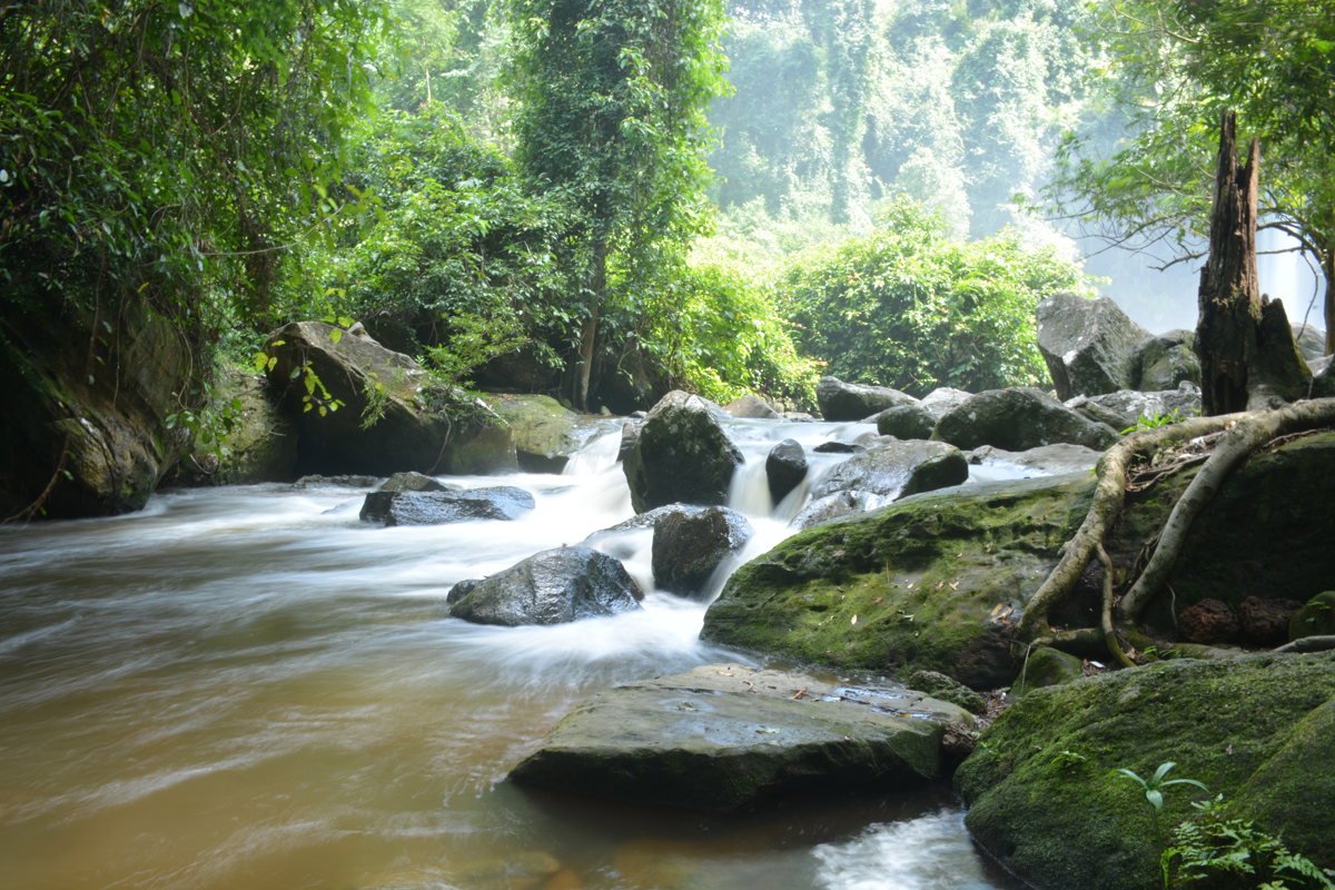 Phnom Kulen Cambodia thisworldexists this world exists adventure asia river