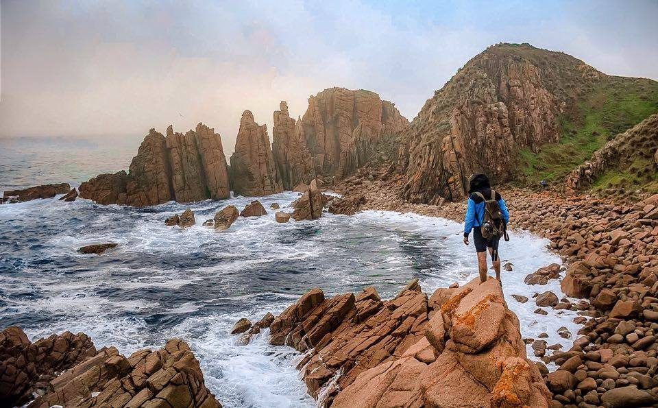 cape woolamai thisworldexists this world exists photo rangers mitch smith pinnacles