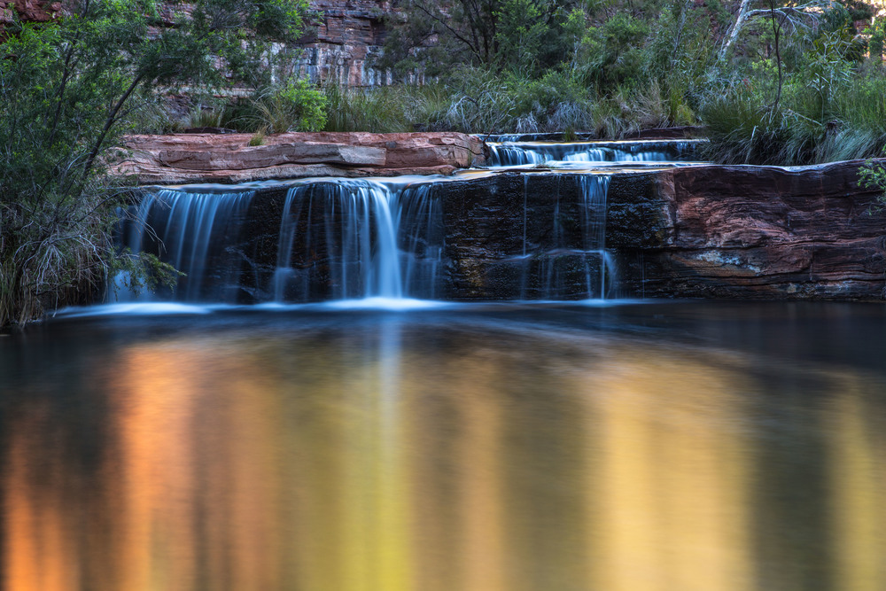 Dales Gorge. Photo by Tom Jessett. Instagram:  @trex.photography