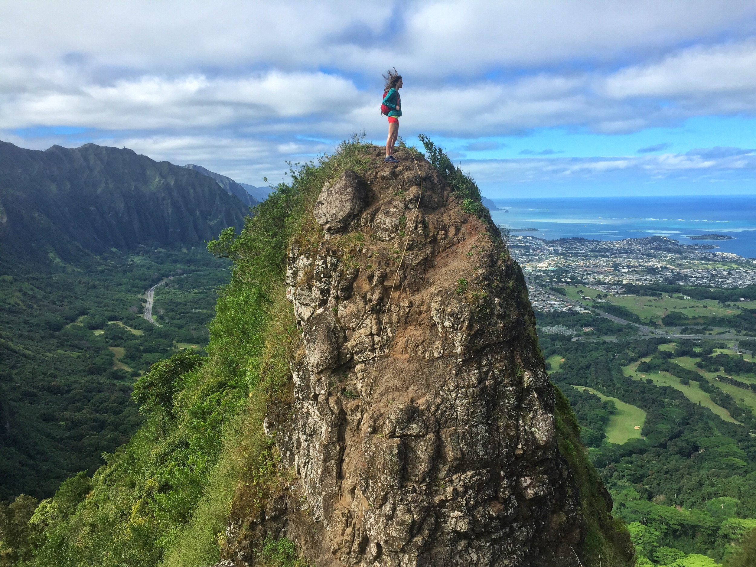 stacia glenn oahu hiking dangerous this world exists thisworldexists