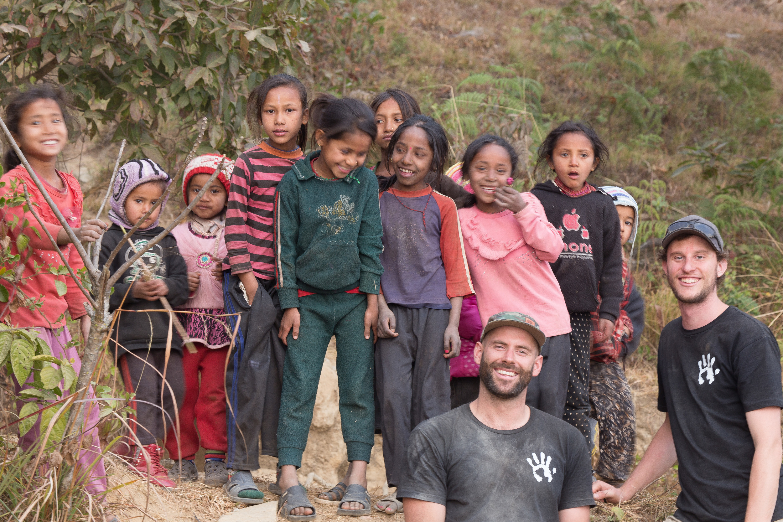 dean chytraus nepal education school trek thisworldexists this world exists