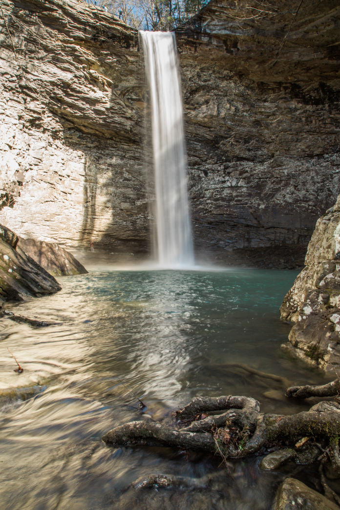 Ozone Falls Tennessee