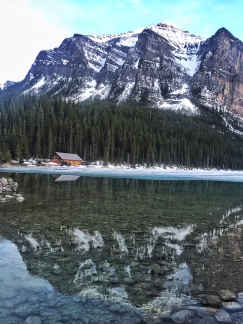 lake louise stacia glenn banff jasper national parks canada thisworldexists this world exists