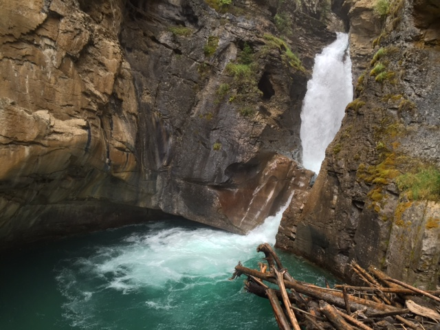 johnston canyon stacia glenn banff jasper national parks canada thisworldexists this world exists