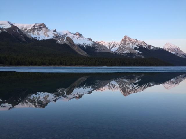 maligne lake stacia glenn banff jasper national parks canada thisworldexists this world exists