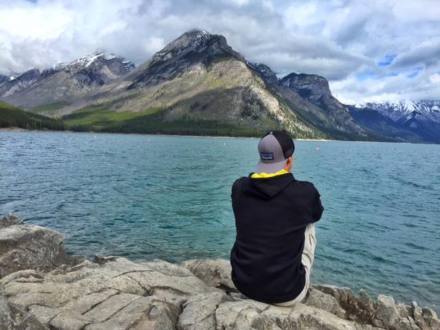 lake minnewanka stacia glenn banff jasper national parks canada thisworldexists this world exists