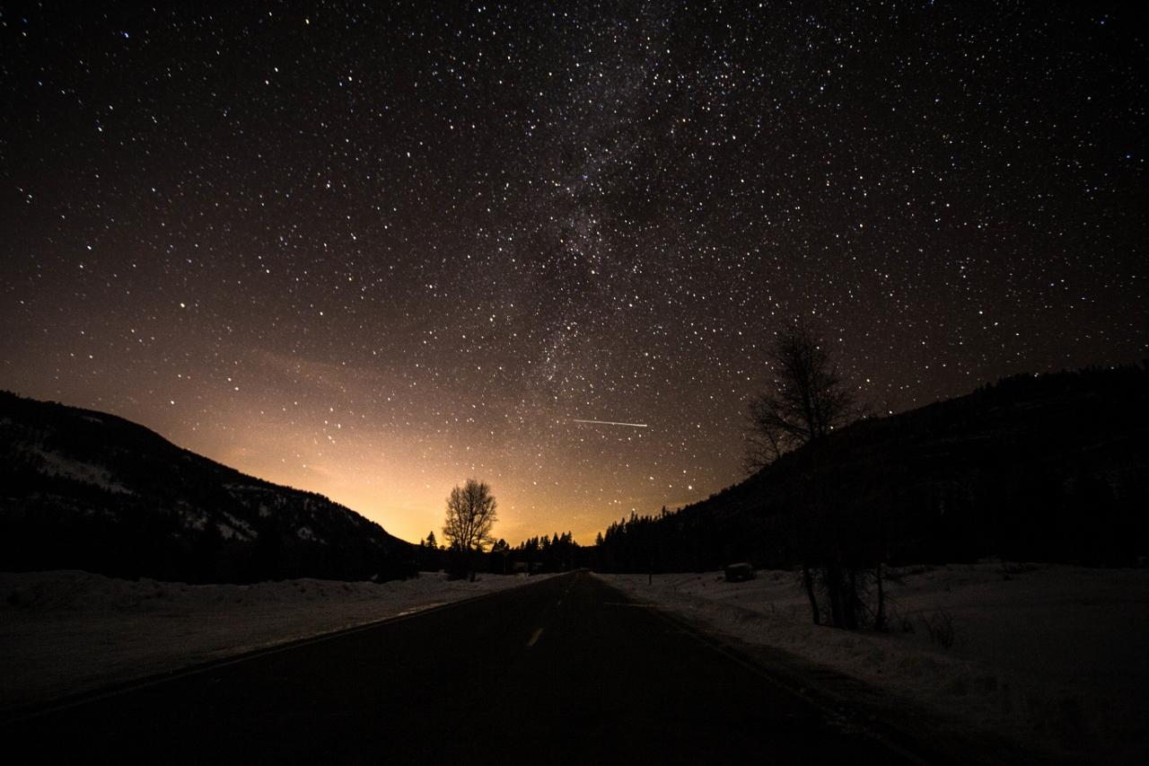 Mirror Lake Highway in the North Eastern corner of Utah.  Photo: Dean Chytraus