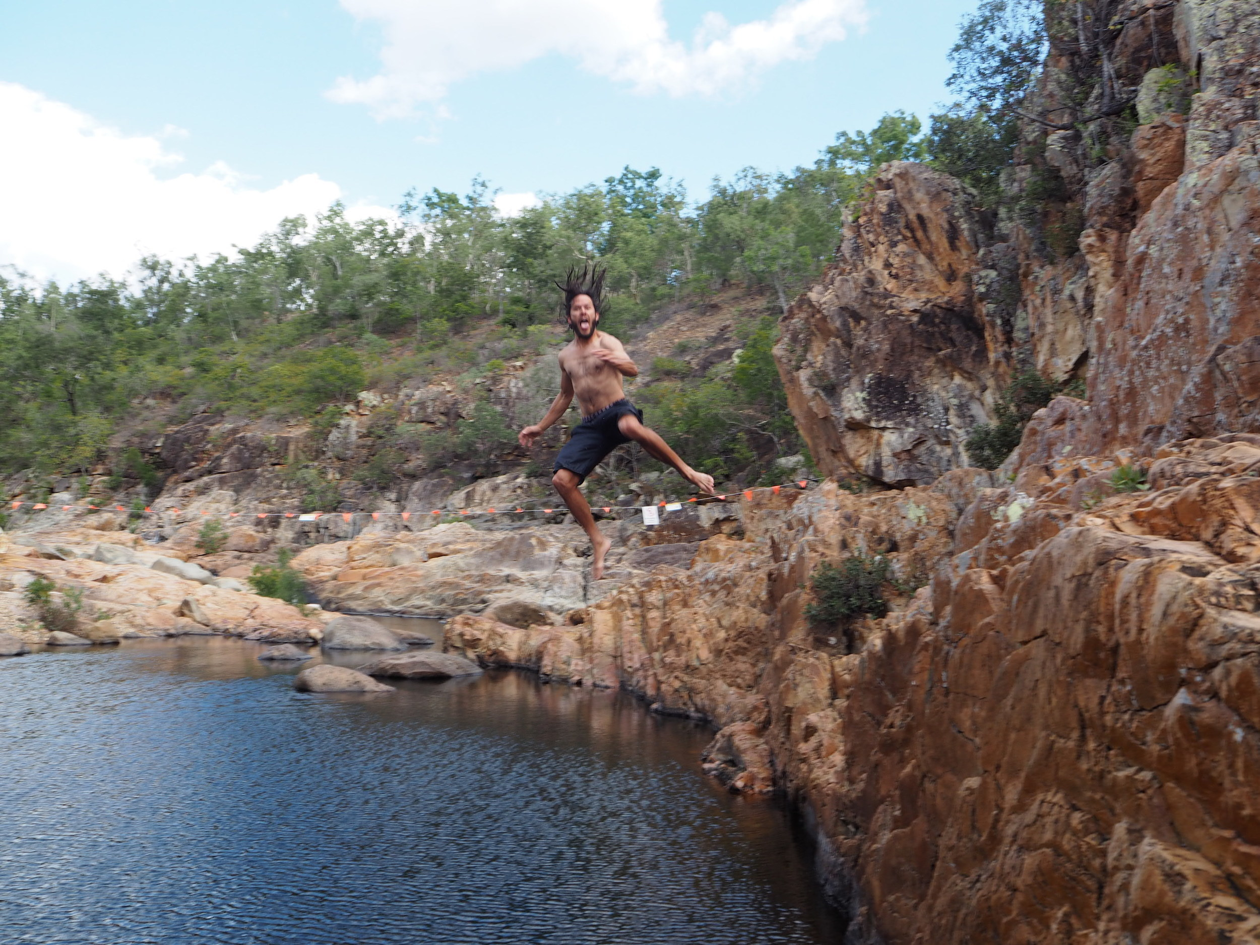 joe park this world exists thisworldexists bowling green bay national park queensland