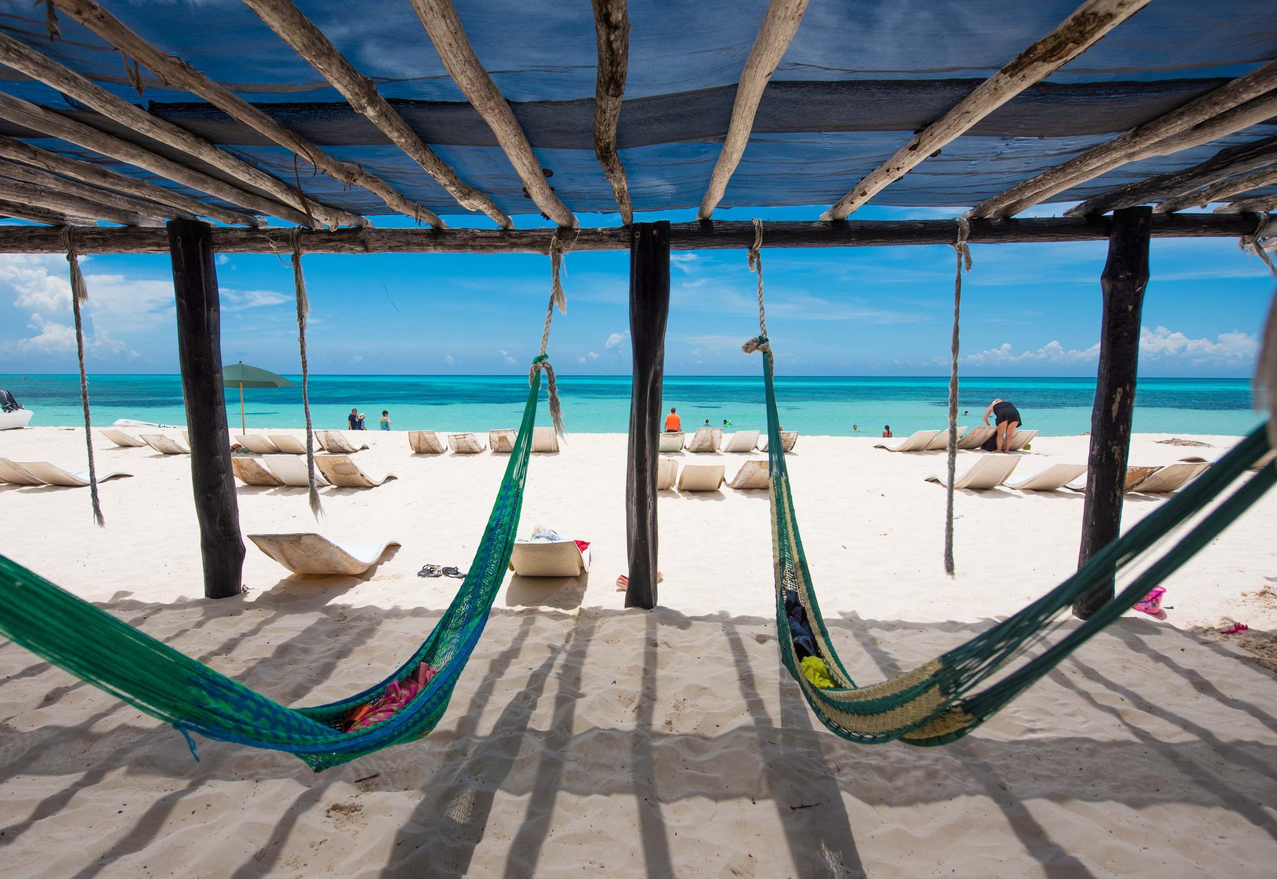 Jeep tour punta sur cozumel mexico the explorean all inclusive hotel resort fiesta americana thisworldexists this world exists travel adventure caribbean mexico beach hammock