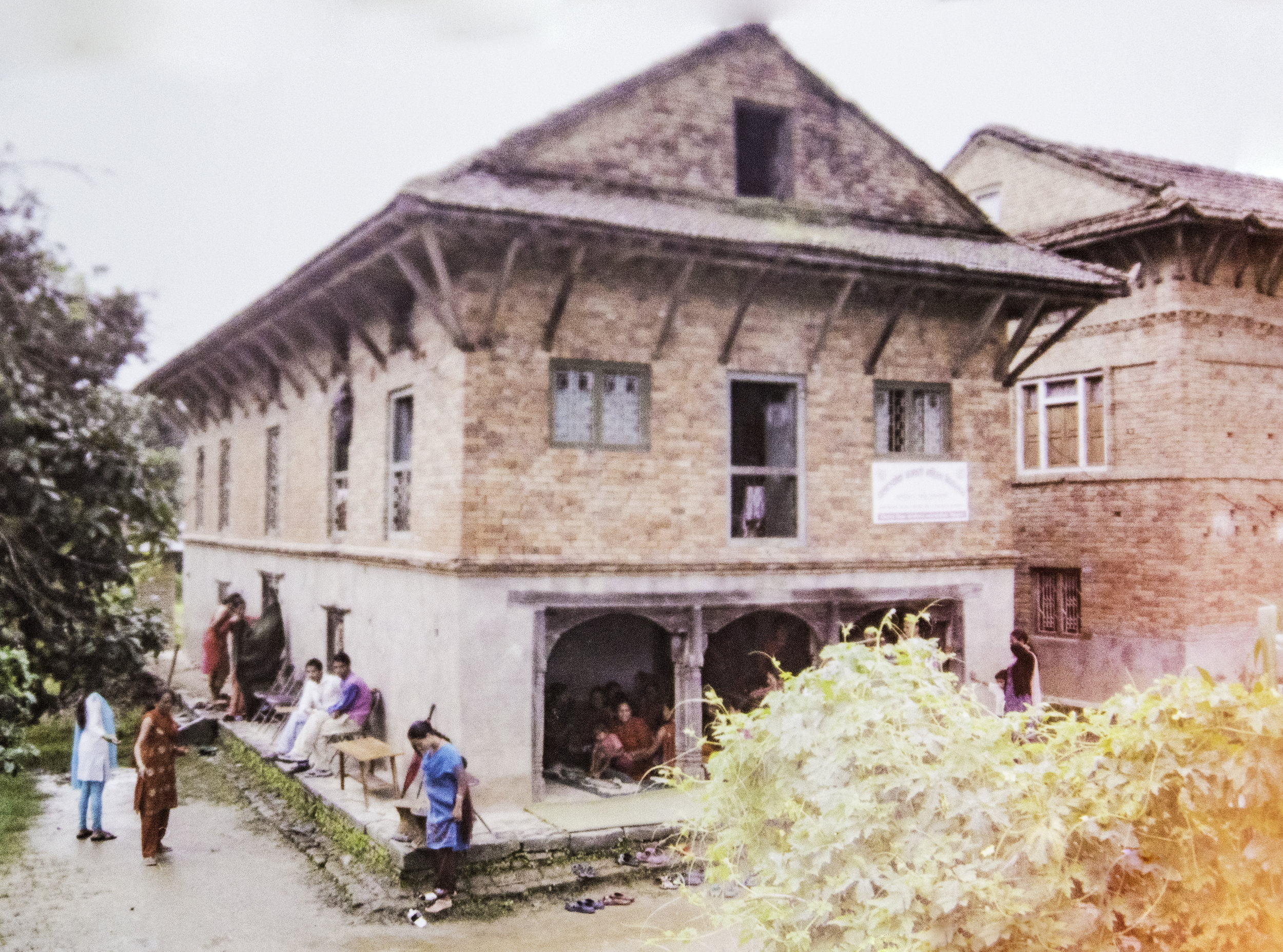 Nepal volunteer education thisworldexists