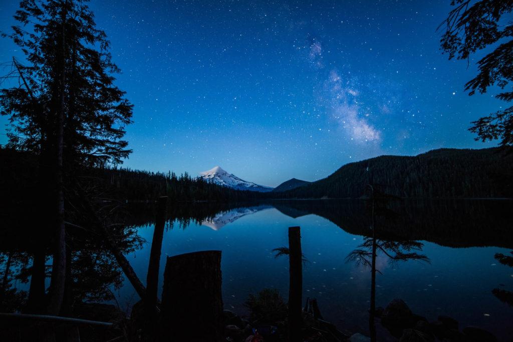 Lost Lake, Mt Hood, Oregon