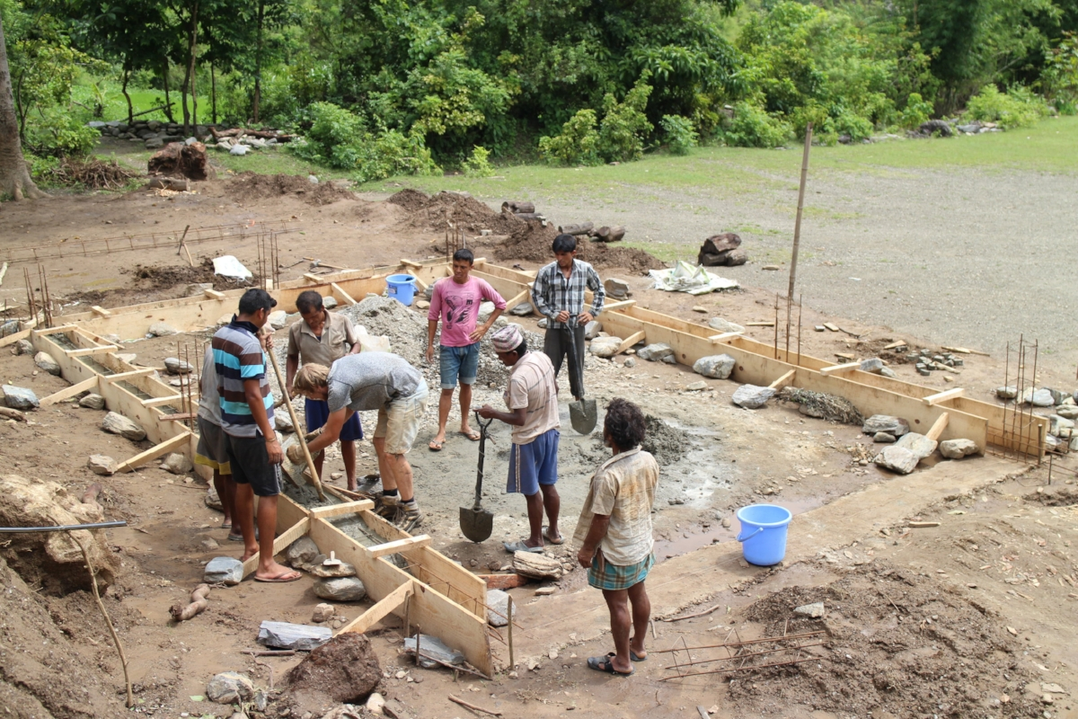 THISWORLDEXISTS Volunteer education Nepal