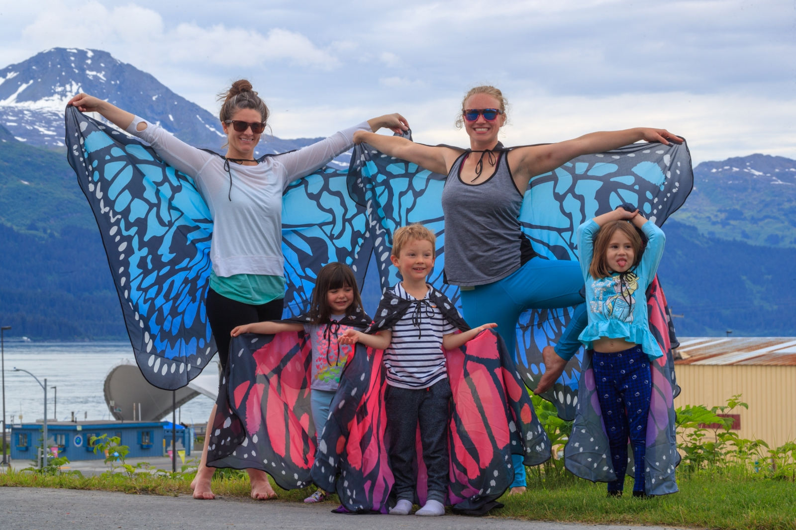 Science-based yoga for youth and their young at heart parents. Let your wings down and begin to flow in this dynamic yoga practice geared toward first time yogis and their children (ages 5+ please). Butterfly wings will be available for this class in multiple color combinations; be sure to dress bright and bring a water bottle. No experience is necessary.  Register