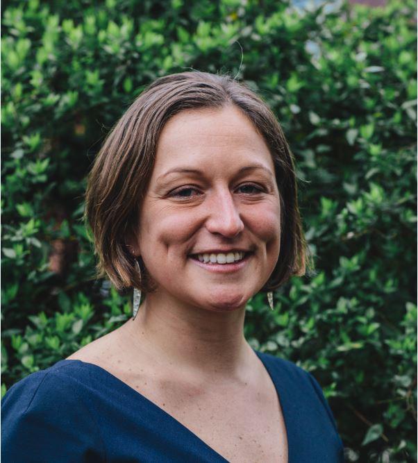 Jessica Szelag - Executive Director, Kenai Mountains-Turnagain Arm National Heritage Area