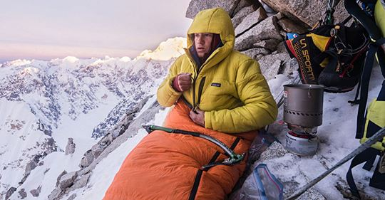 Clint Helander, The North Face - Co-Chair of the Alaska Chapter of American Alpine Club, professional photographer for The North Face. Teaching Photography/Ascending on Saturday and Intermediate Backcountry Seminar on Sunday.