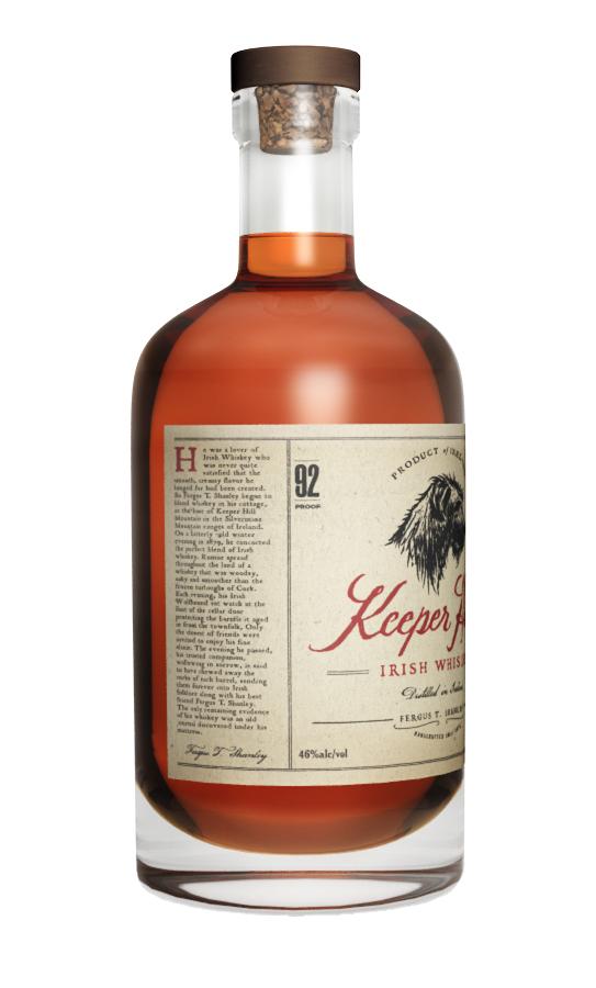 Keeper Hill Irish Whiskey