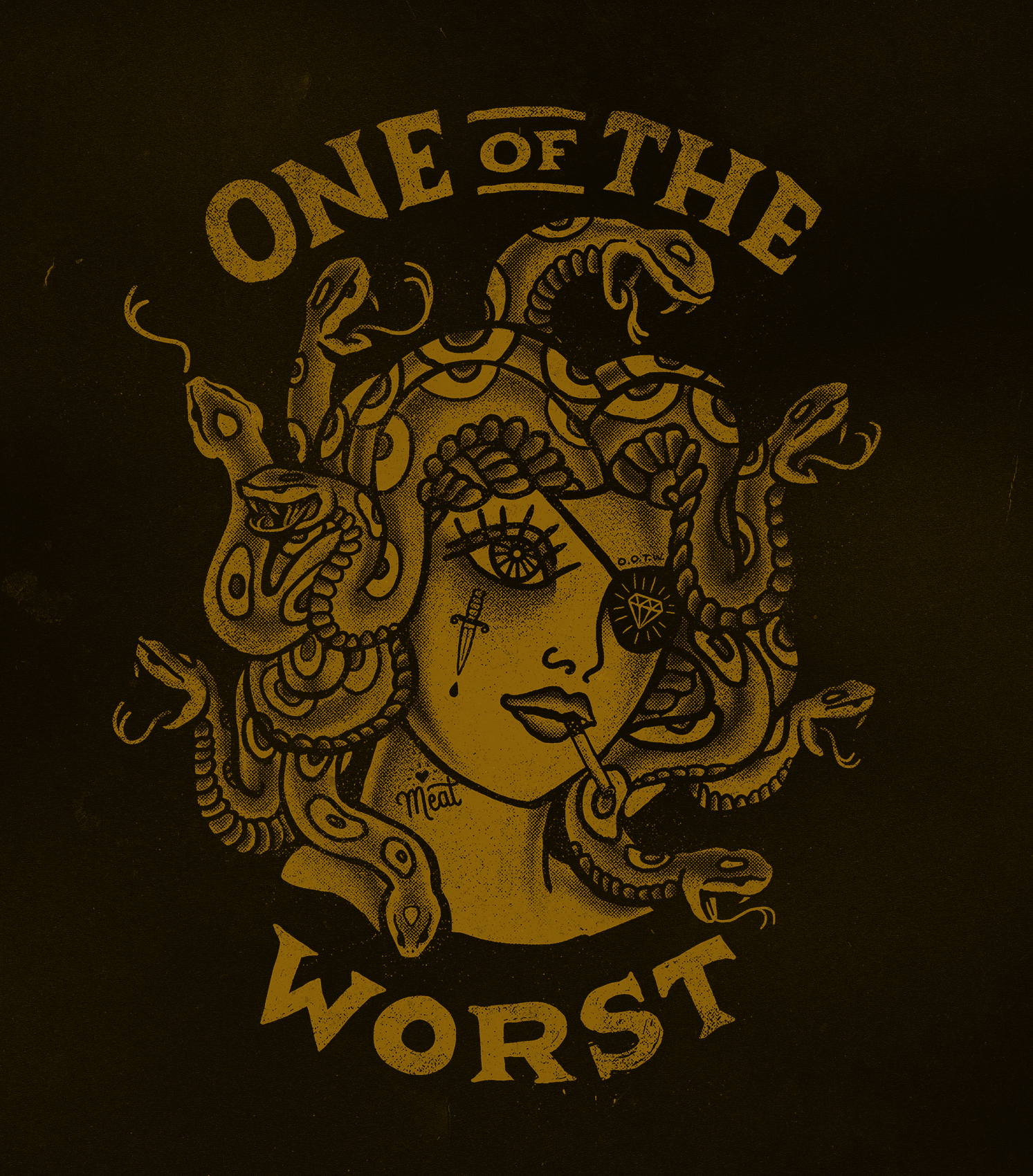 ONE OF THE WORST - MEDUSA