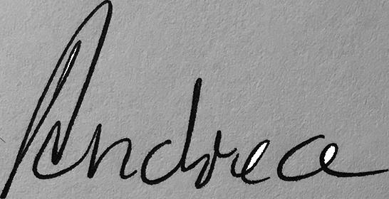 Andrea Goodwin Signature