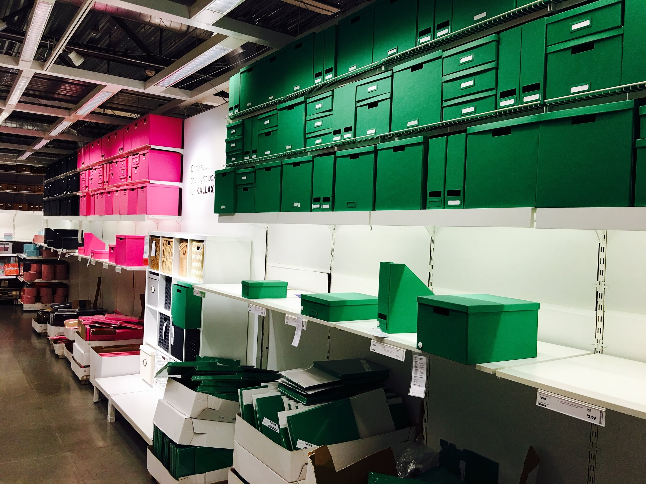Find great home storage solutions at  IKEA !